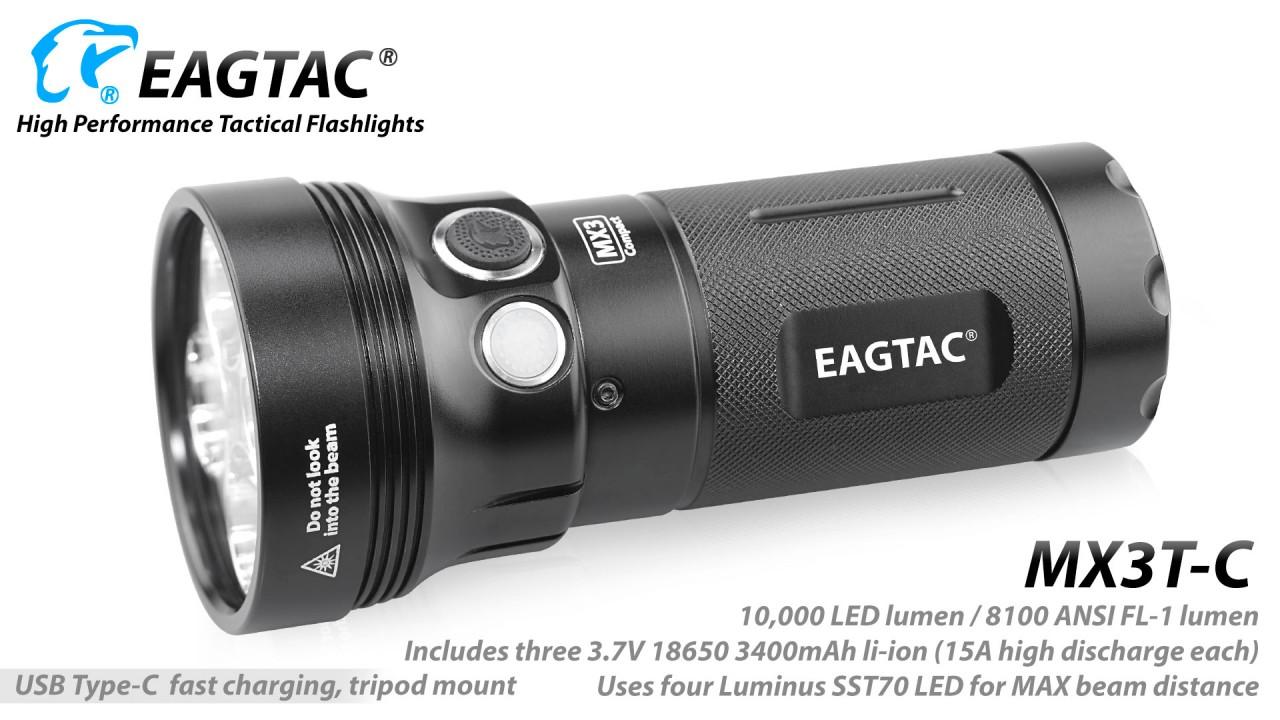 Eagtac MX3T-C, SST70