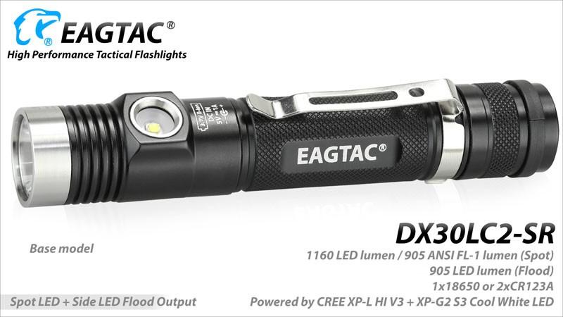 EAGTAC DX30LC2-SR