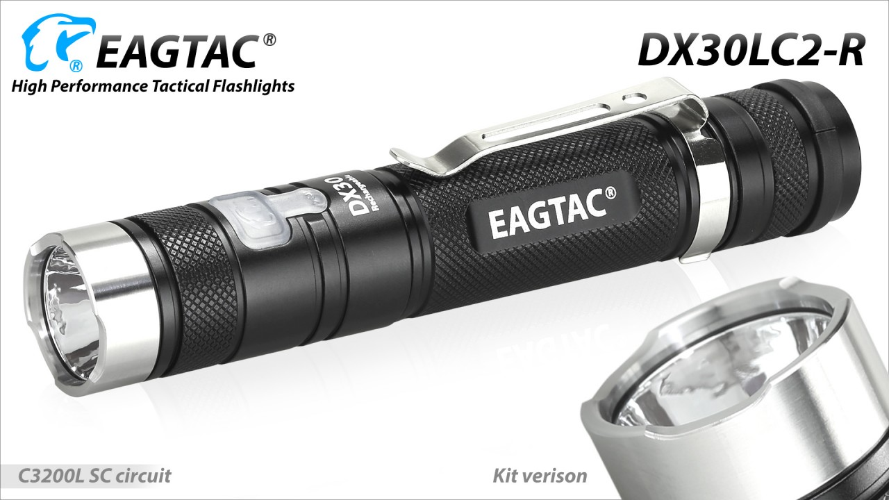 EAGTAC DX30LC2-R-6