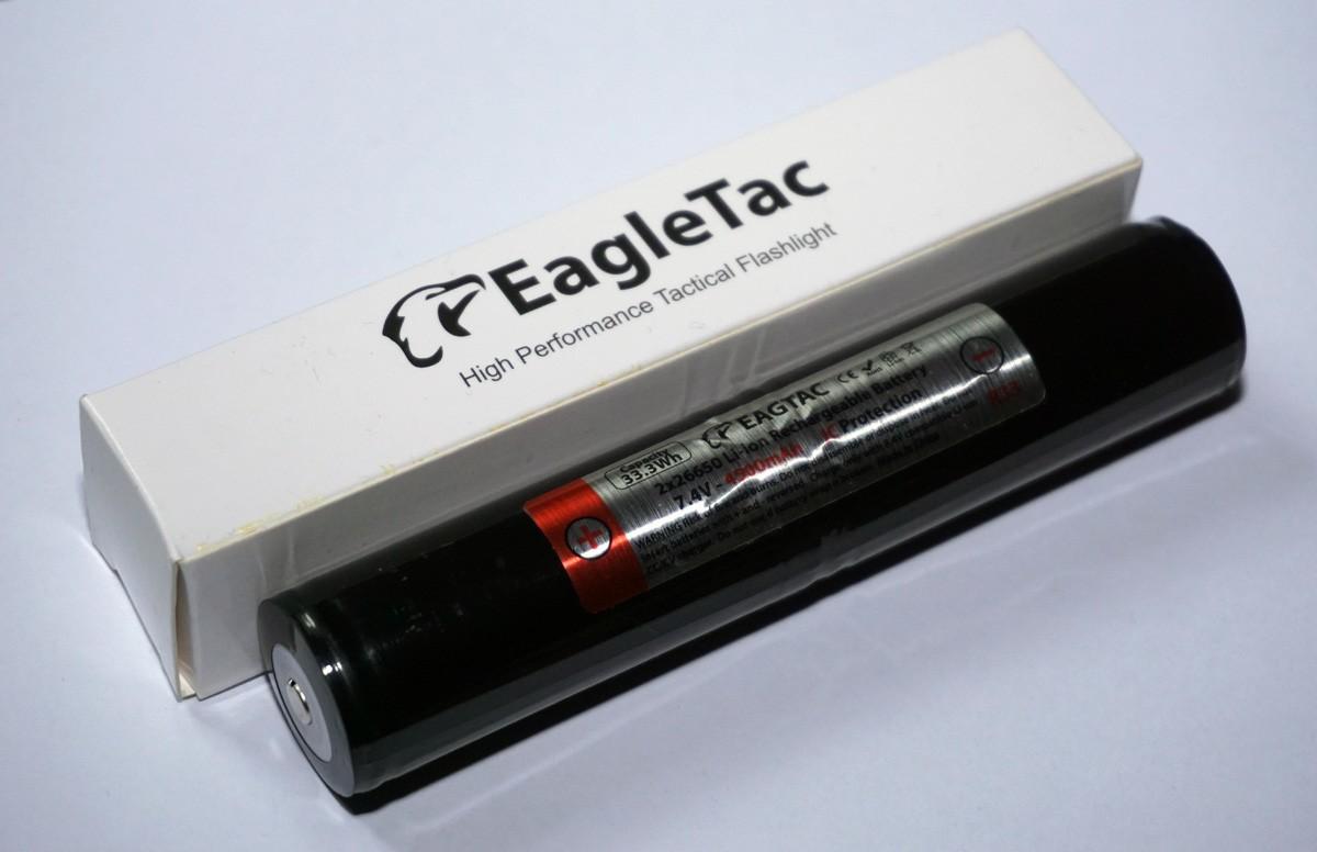 EAGTAC Ersatzakku R33