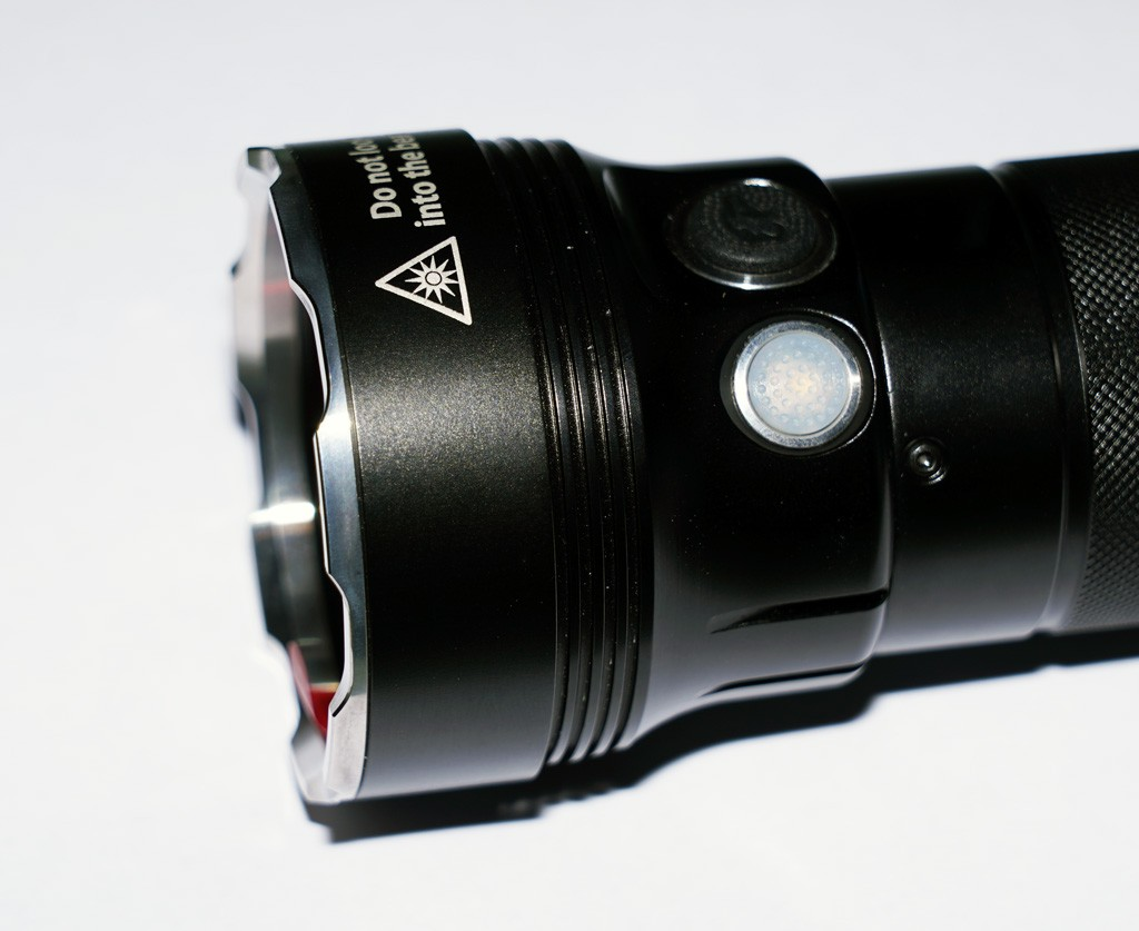 Eagtac Edelstahlbezel+Adapter für MX3T-C