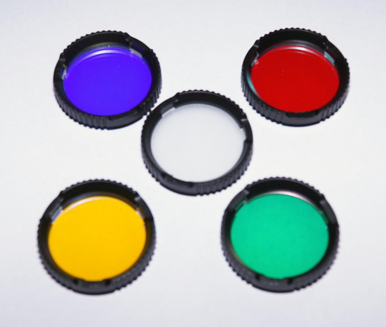 EAGTAC Farbfilterset T20C2/T25C2