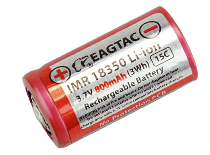 EAGTAC 18350 IMR