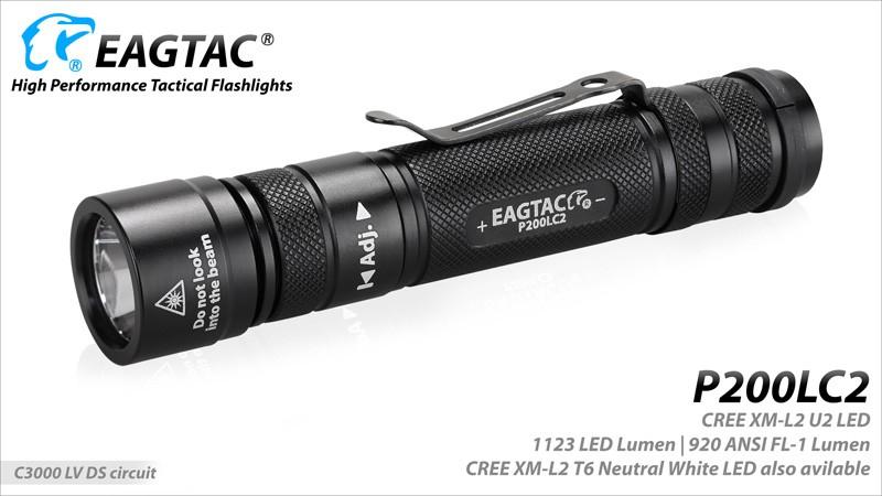 EAGTAC P200LC2, XM-L2 U4