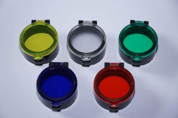 EAGTAC Flip Cover Farbfilter ET39 II