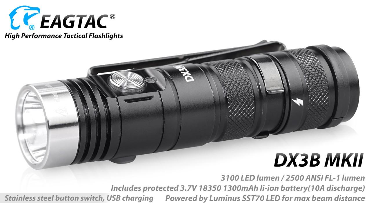 Eagtac DX3B MK2, SST70