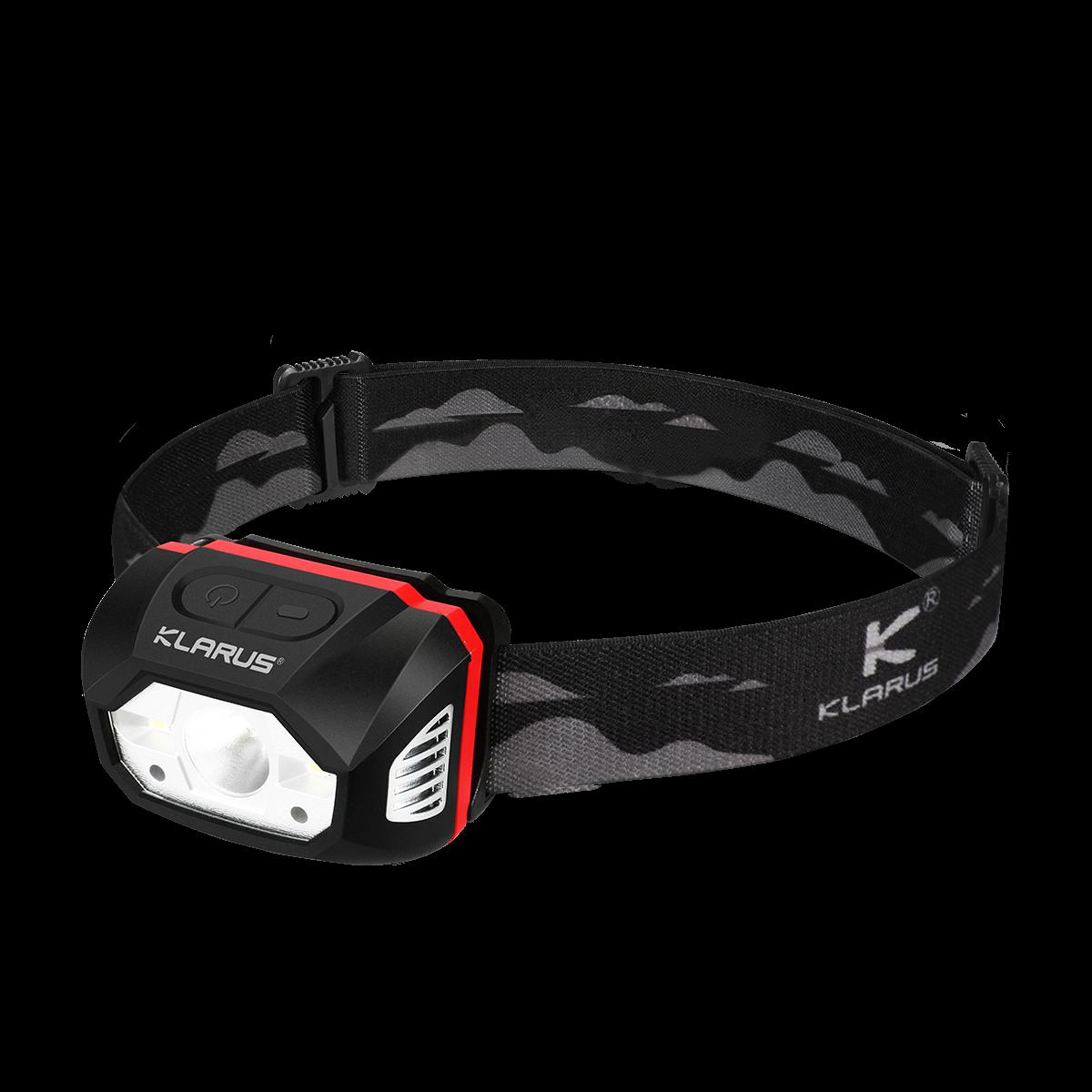 Klarus HM1 Sensor- Kopflampe