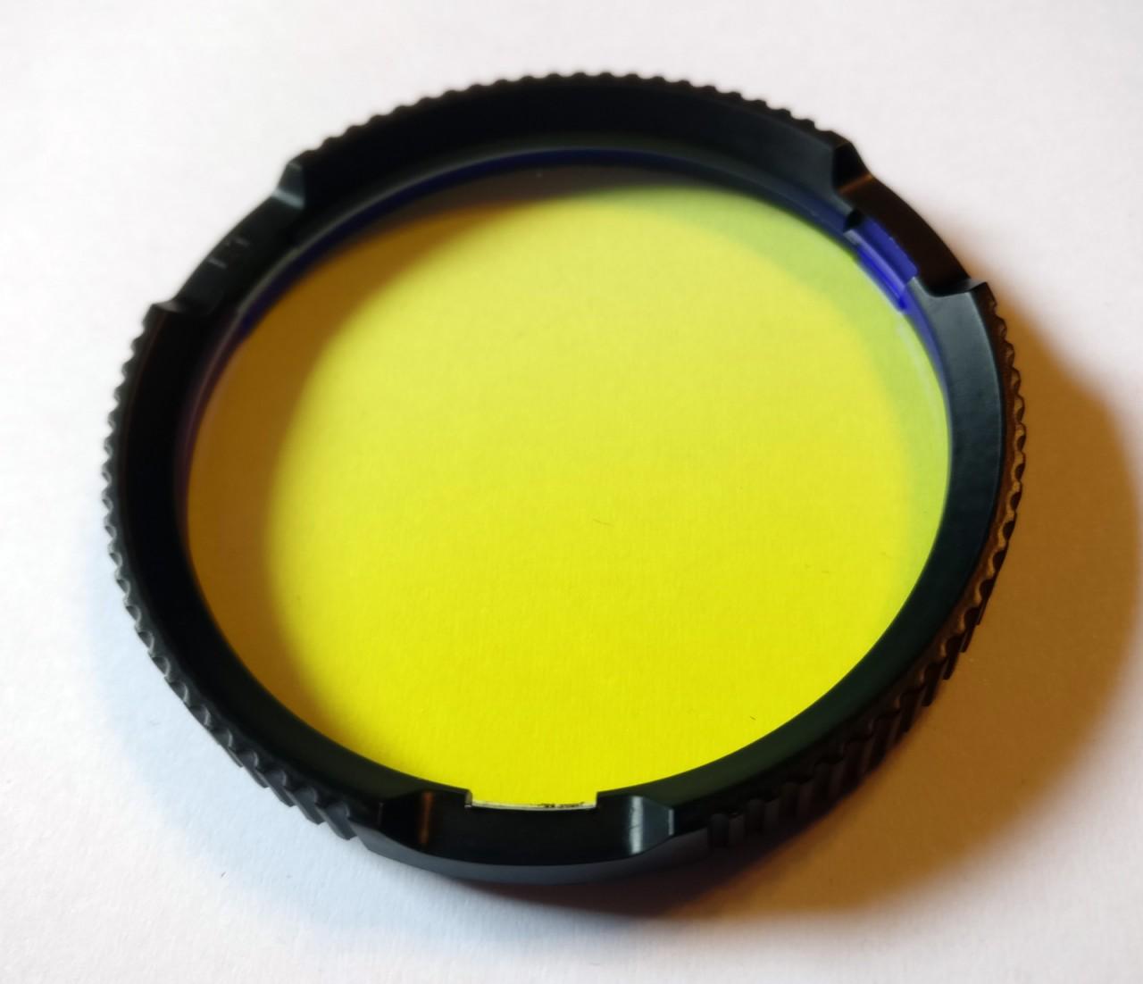 EAGTAC ET57 Farbfilter gelb