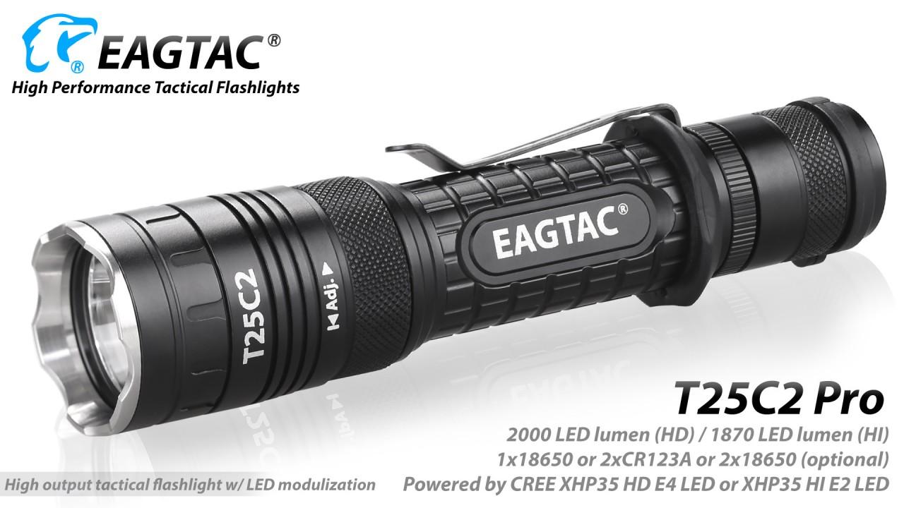 EAGTAC T25C2 Pro