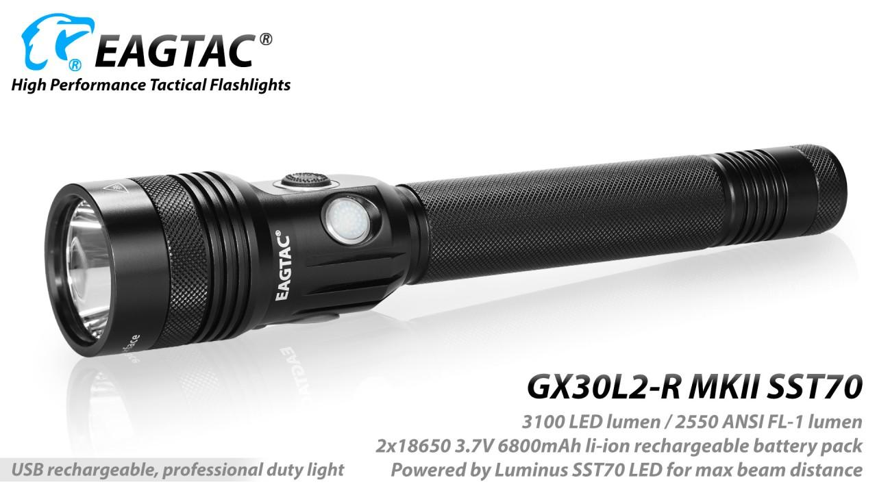Eagtac GX30L2, SST70